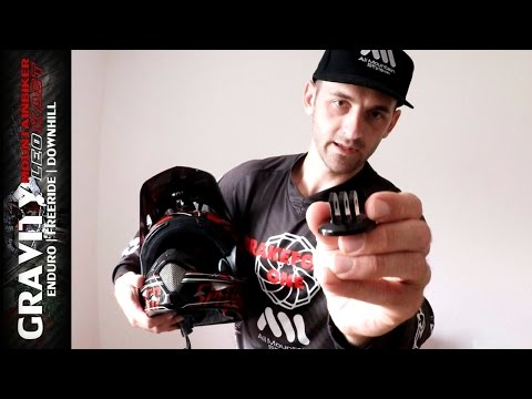 GoPro am Helm befestigen | Wo und wie Kamera am Fullface montieren | MTB Tutorial