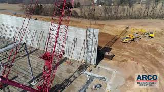 Aerial Video for ARCO Design/Build Industrial