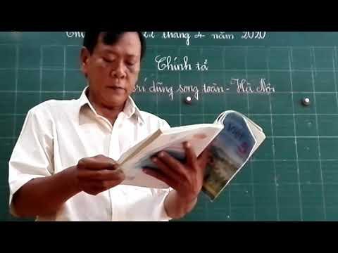 Bài giảng của Thầy Nguyễn Văn Luốt lớp 5E-Trường tiểu học Tân Trung