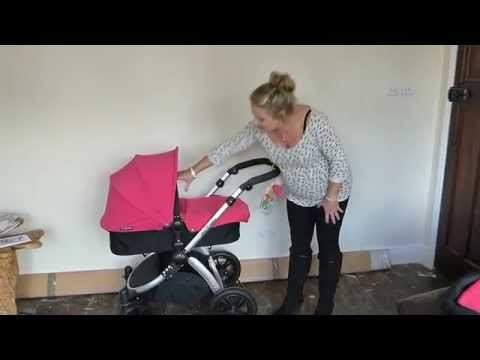 The Ickle bubba Stomp V2 travel system. Full review and assembly.