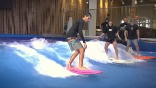 Oasis Surf Brossard - Surf intérieur Quartier DIX30