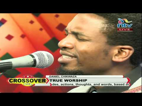 You're amazing God - Chikwaza  ( Crossover101 live performance)