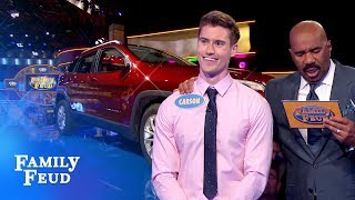 Car Stars: Mosser Family 🚗⭐️ | Family Feud