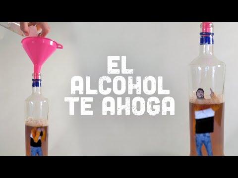 Un vídeo para alertar del peligro del consumo de alcohol entre los jóvenes
