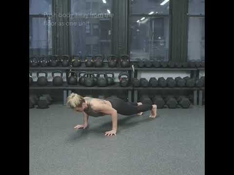 Loaded Beast Push Up