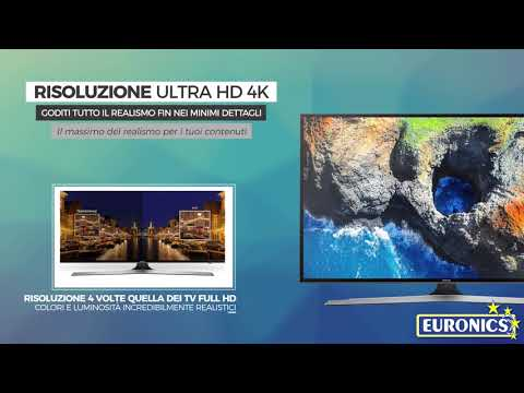 Samsung | TV UHD 4K Flat Smart | Serie 6 49MU6120