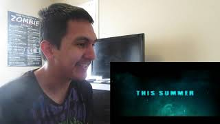 GODZILLA: King Of The Monsters Trailer #2 REACTION!