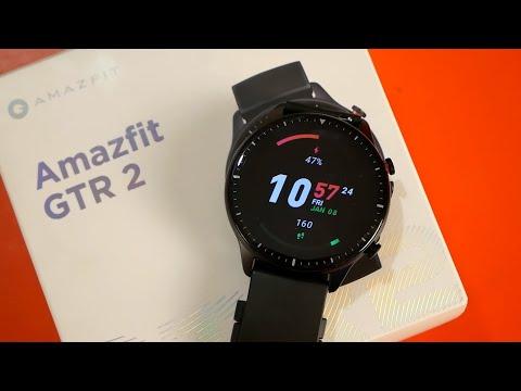 Умные часы Amazfit GTR 2 обзор от / Арстайл /