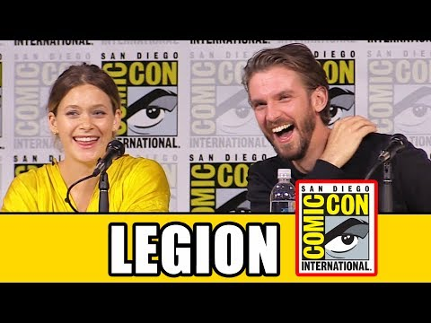 LEGION Comic Con Panel - Season 2, News & Highlights | MTW