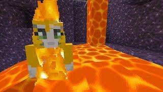 Minecraft Xbox - RE-Solitude - Lava Swimming {13}