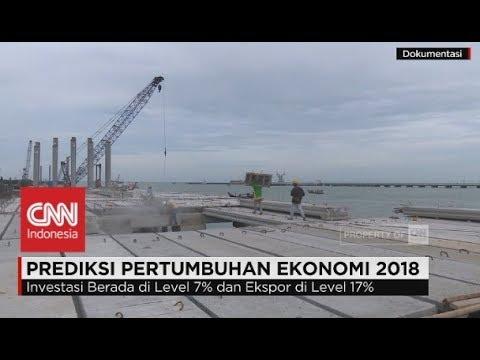 Prediksi Pertumbuhan Ekonomi 2018