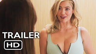 The Layover Official Trailer 1 2017 Kate Upton Alexandra Daddario Comedy Movie HD