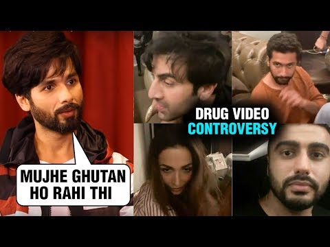Shahid Kapoor SHOCKING CONFESSION On Karan Johar H