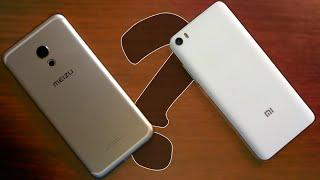 Meizu PRO 6 или Xiaomi Mi5? || ЧТО ВЫБРАТЬ? СРАВНЕНИЕ