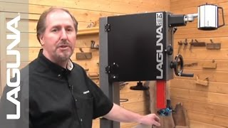 1412 Bandsaw Make Some Test Cuts - Part 11 of 14 - Laguna Tools