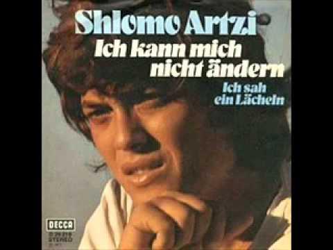 Shlomo Artzi - Ich kann mich nicht ändern