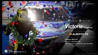 🚩Gran Turismo SPORT Online🚩 Road to Trophy, Record de victorias, 27 Victorias, C.B.Honda Raybrig NSX