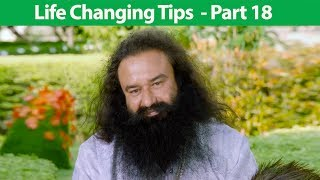 Life Changing Tips Part 18 | Saint Dr MSG Insan