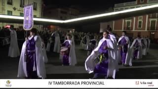 preview picture of video 'Vila-real celebra la IV Tamborrada Provincial'