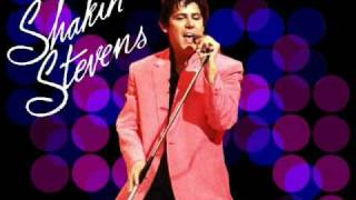 New! Shakin' Stevens - Because I Love You with Lyrics