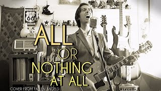 Bob Dylan - All Or Nothing At All (cover from FALLEN ANGELS)