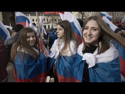 , title : 'Вежливые люди в Крыму .'