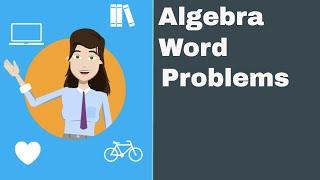 Algebra Word Problem-Two Step Equation