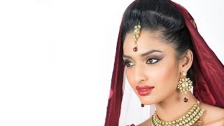Indian Bridal Makeup Tutorial - BOLD BRIDE - Glamrs
