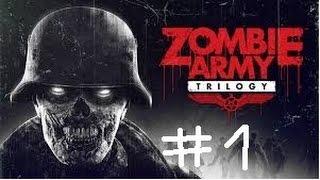 Zombie Army Trilogy Bölüm 1 : Ölülerin Köyü