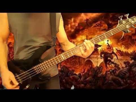 Manowar - Revelation (Death's Angel) Bass cover