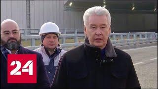 Варшавку реконструировали: участок от МКАДа до Щербинки превратился в современную магистраль - Рос…