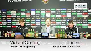 FCM: PK nach Remis in Dresden