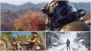 В Fallout 76 будут быстрые путешествия и бессмертие | Игровые новости