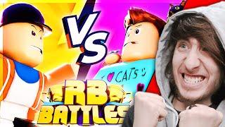 KINDLY KEYIN VS DENIS! [Reaction] Roblox RB Battles Championship