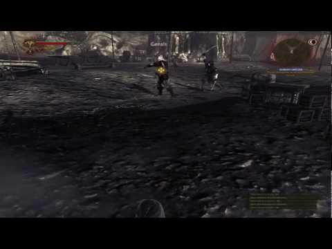 The Witcher 2 Assassin's of Kings - Egan & Serrit vs Geralt