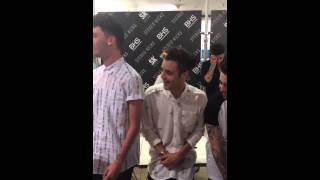 Stereo Kicks, James Graham- Ordinary People (Stereo Kicks Signing)