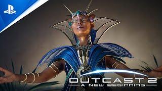 PlayStation  Outcast 2 - A New Beginning - Announcement Trailer | PS5 anuncio