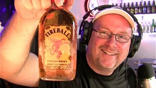 Fireball Cinnamon Whiskey Review!