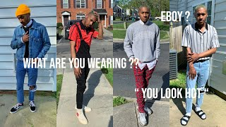 I Wore E-boy Outfits To School For A Week