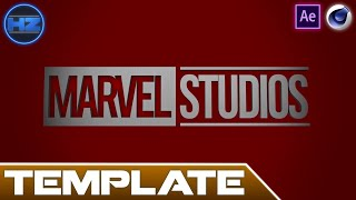 Template | After Effects / Cinema 4D + 4 plugins | Intro du Marvel Cinematic Universe Phase 3