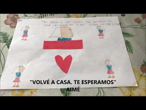 Imagen de #NosQuedamosEnCasa| #VuelvanACasa - 2do grado de la Escuela 14 DE 8