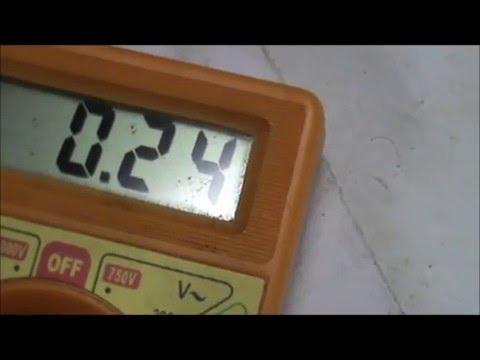 medidor de temperatura analogico