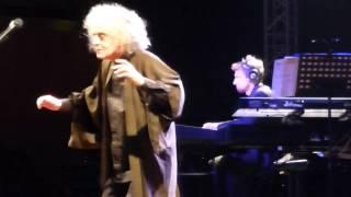Angelo Branduardi Bamberg Konzerthalle 02.11.2012 Gulliver