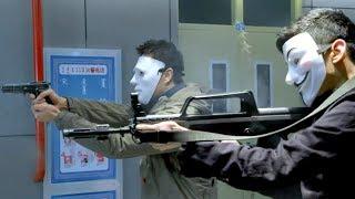 Cao Tay Giả Chết, Siêu Đặc Nhiệm Tóm Gọn Đại Ca Bịt Mặt | Phim Hành Động Võ Thuật