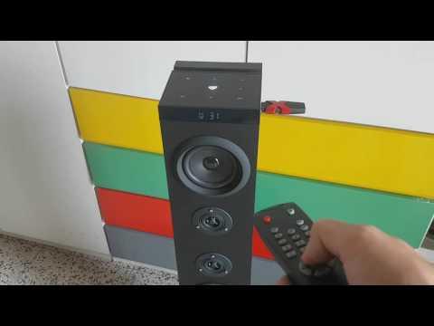Energy Tower 5 - Recensione Torre audio bluetooth economica