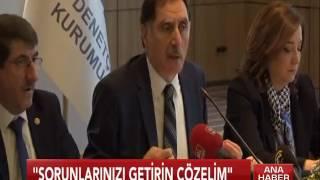 İstanbul Basın Toplantısı – ULUSAL TV