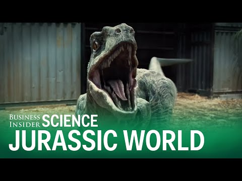 5 Science facts neglected in the Jurassic world