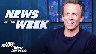 Trump's Big Loss and Facebook's Blackout: Late Night's News of the Week