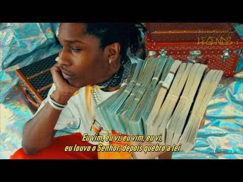 A$AP Rocky ft. Skepta - Praise the Lord (Da Shine) (Legendado)