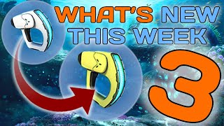 WHAT'S NEW THIS WEEK SUBNAUTICA NEXUS - As of March 25th - Episode 3